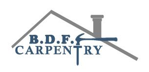 bdf carpentry logo